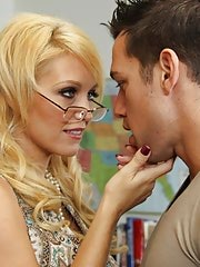 Office Babe, Charlee Chase