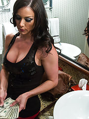 Kendra Lust as booked Todays Girl