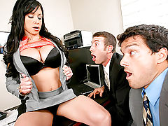Amazing hot ass big tits boss babe gets fucked in the ass and mouth in this hot double inteview fucking anal cumfaced fucking office pics and big movies