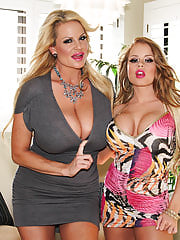 Kelly Madison, Ryan Madison, Nikki Delano